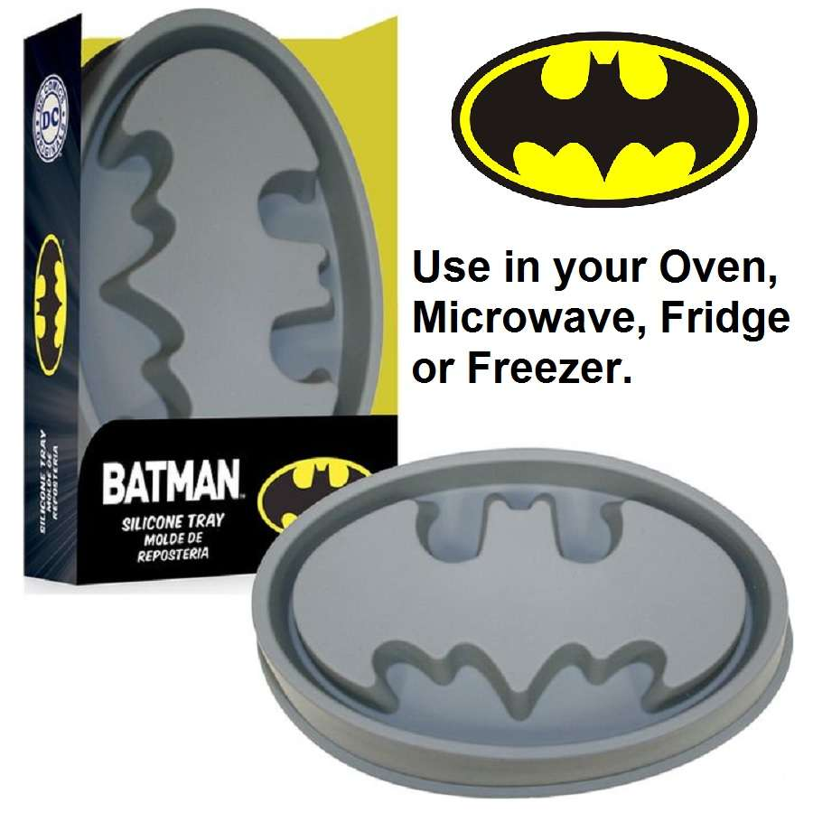 batman logo silicone cake pan from sd toys rh figureland co uk Batman Logo Stencil wilton batman logo cake pan